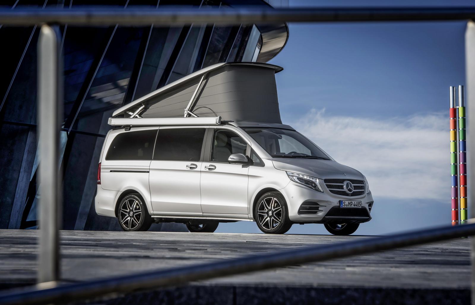 Mercedes - Camper 2016