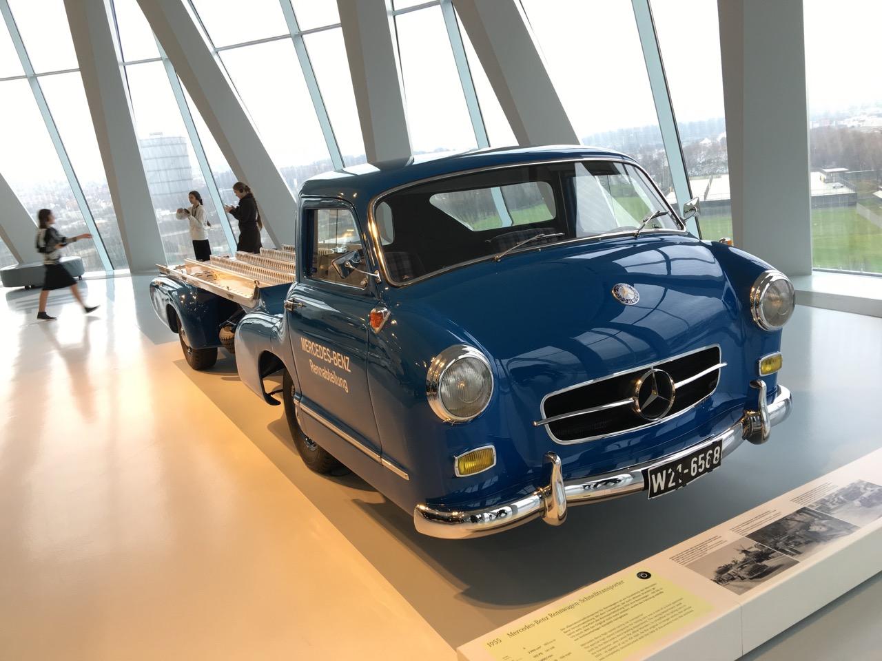 Mercedes Christmas Test Drive - Classe C, Classe S Hybrid e Museum