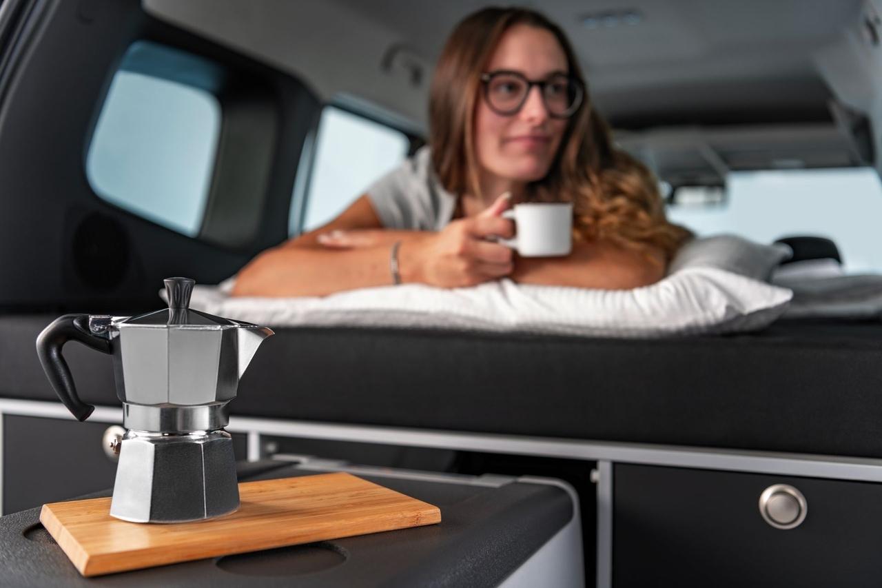 Mercedes Citan 2022 micro camper