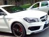 Mercedes CLA 45 AMG Shooting Brake - Performance Tour Brembo