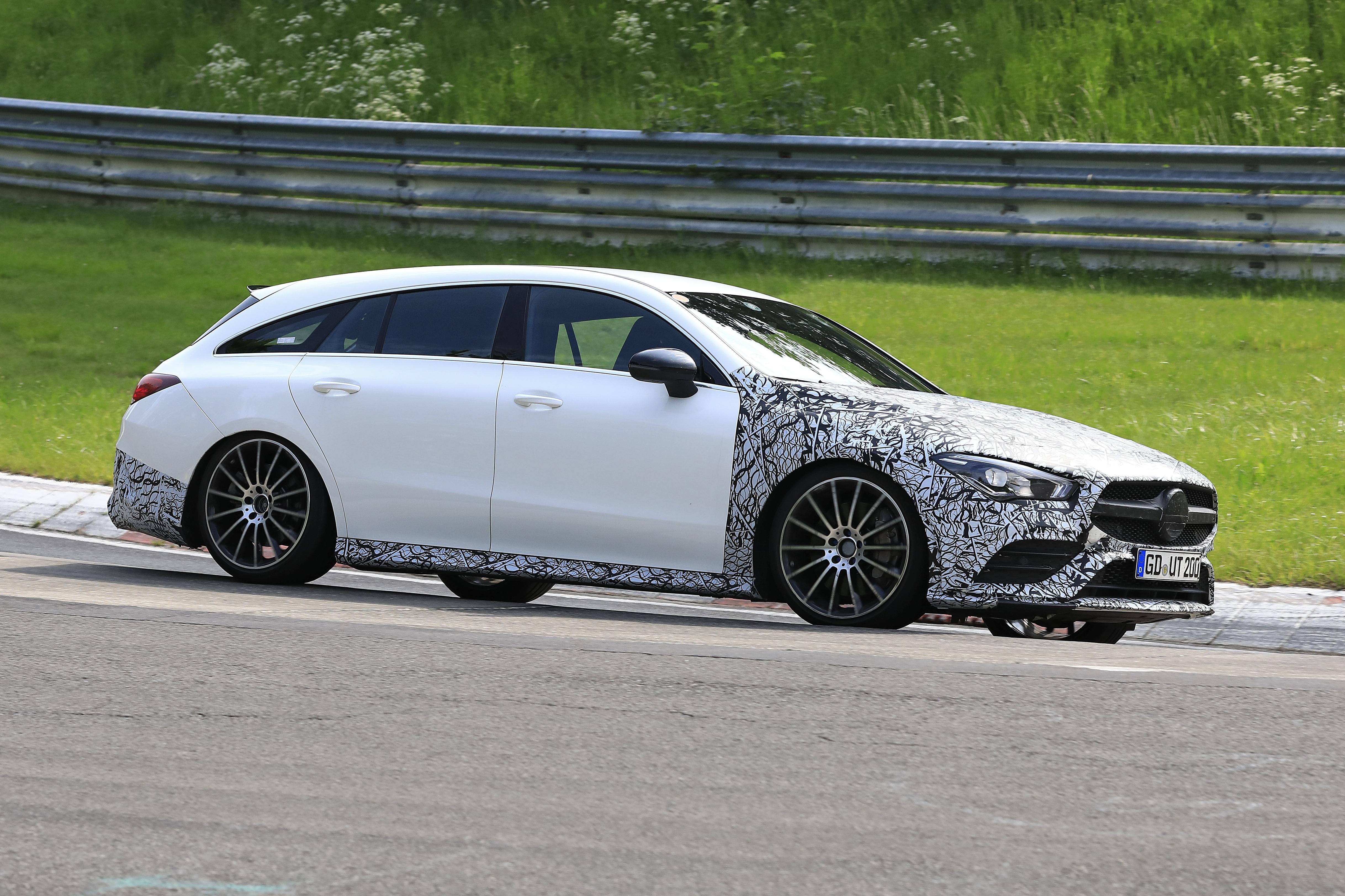 Mercedes CLA AMG Shooting Brake 2020