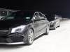 Mercedes CLA e CLA Shooting Brake Night e Dark Night - Test drive a Modena 30 e 31 ottobre 2015