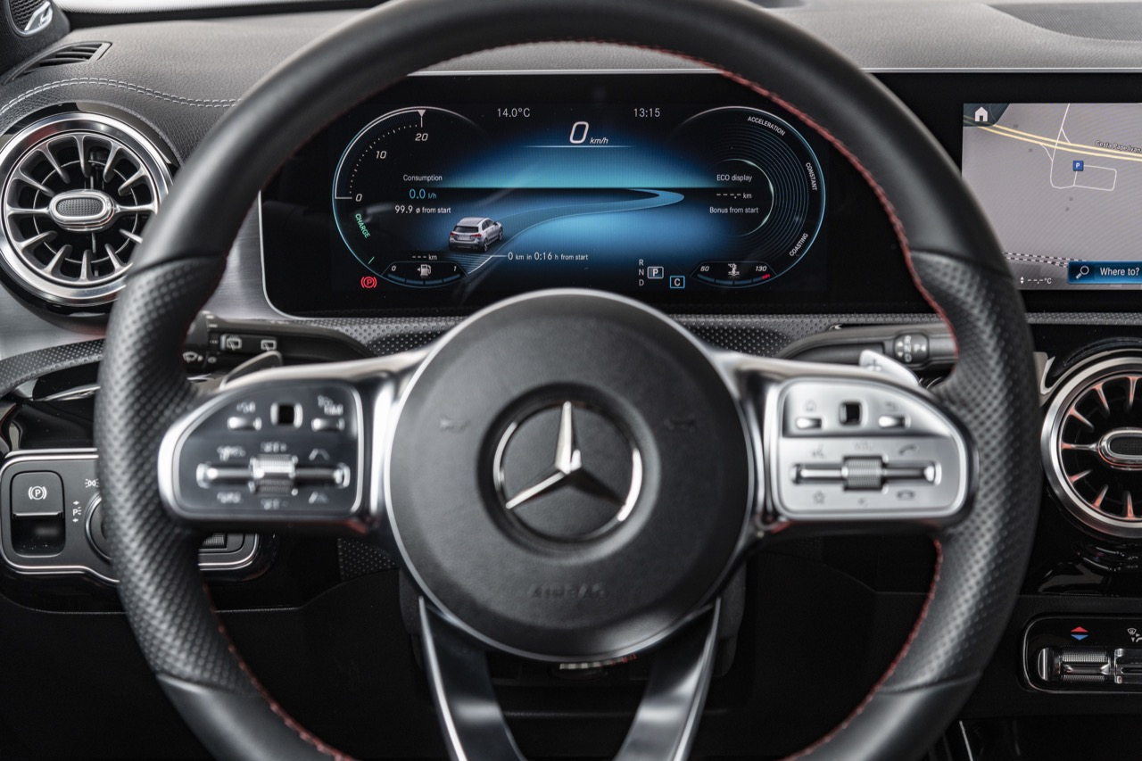 Mercedes Classe A 2018 - Test drive