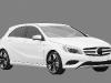 Mercedes Classe A bozzetti