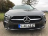 Mercedes Classe A Sedan 200d - Prova Stoccarda 2019