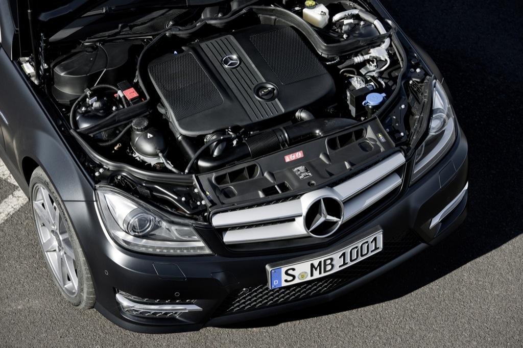 Mercedes Classe C Coupe\' - 125o anniversario automobile