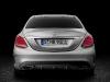 Mercedes Classe C MY 2015 - Foto ufficiali