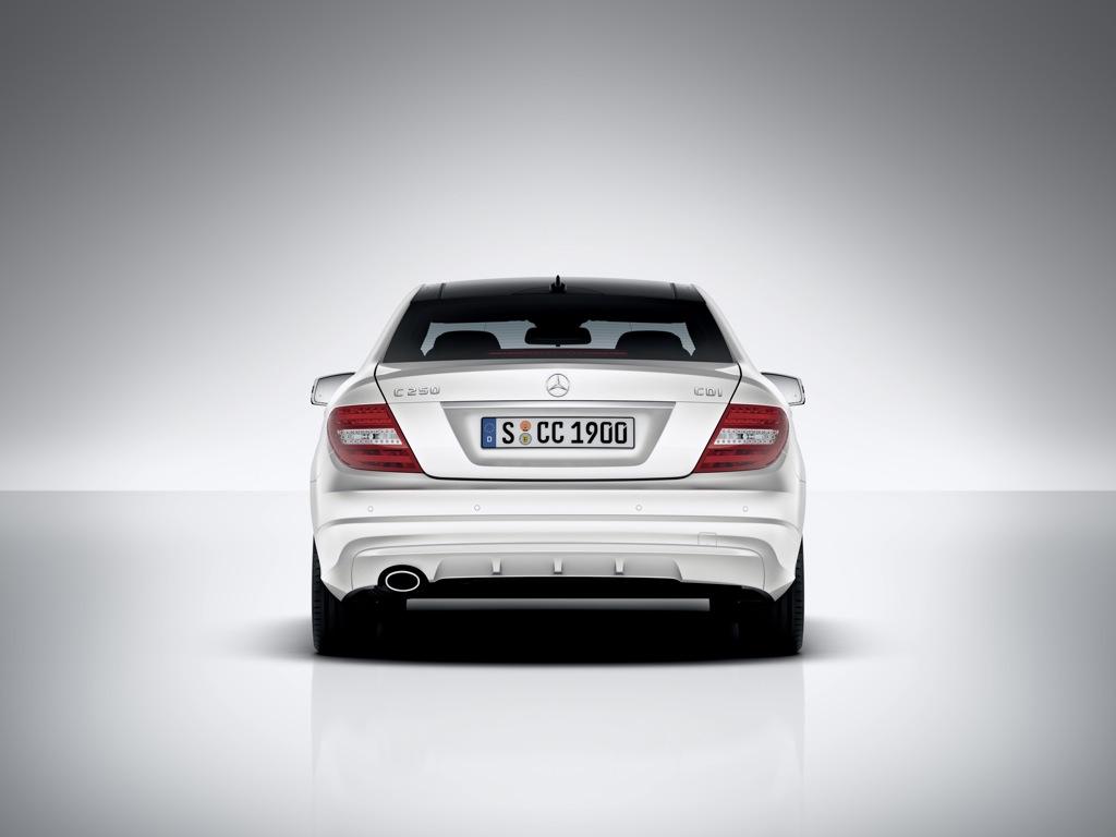 Mercedes Classe C nuova versione