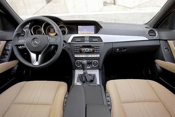 Mercedes Classe C restyling foto ufficiali