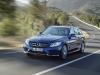 Mercedes Classe C SW 2015 - Foto ufficiali