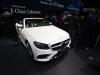 Mercedes Classe E Cabrio Foto Live - Salone di Ginevra 2017