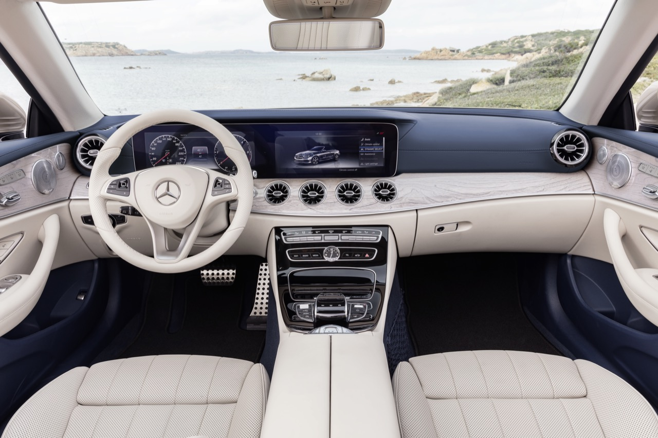 Mercedes Classe E Cabrio MY 2018
