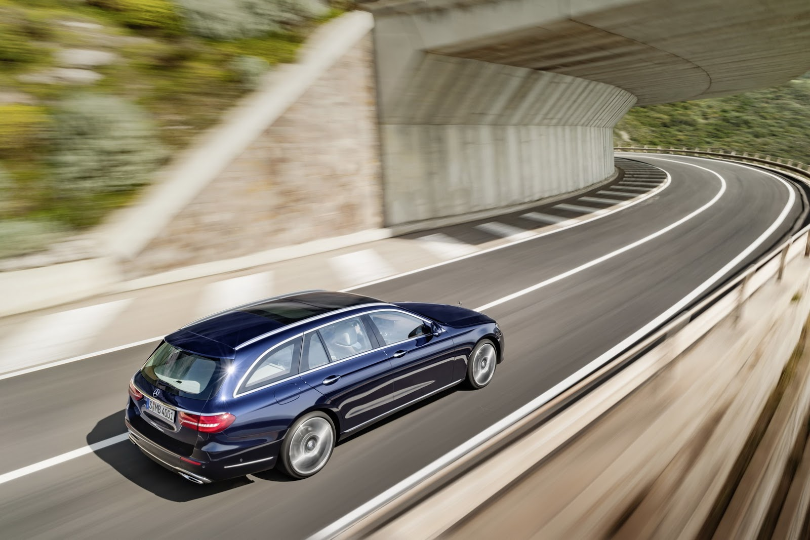 Mercedes classe e station wagon my 2017 9 87 for Mercedes benz station wagon 2017