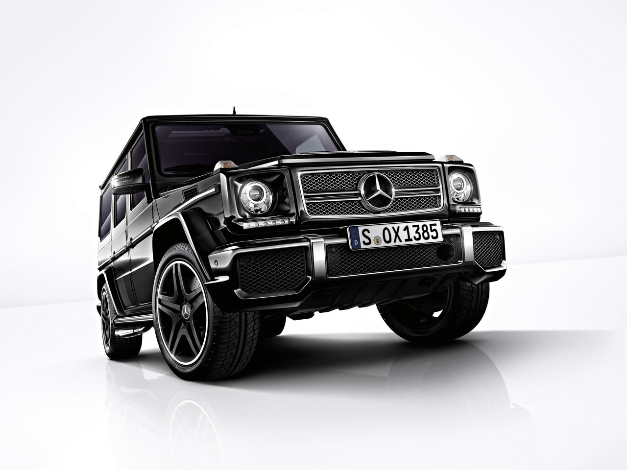 Mercedes Classe G - 2012
