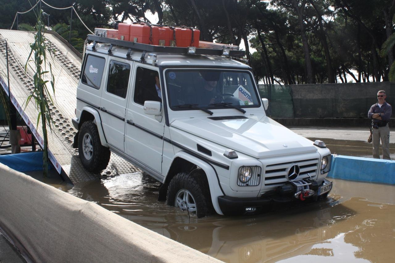 Mercedes Classe G - 33 Anniversario