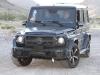 Mercedes Classe G AMG foto spia agosto 2011