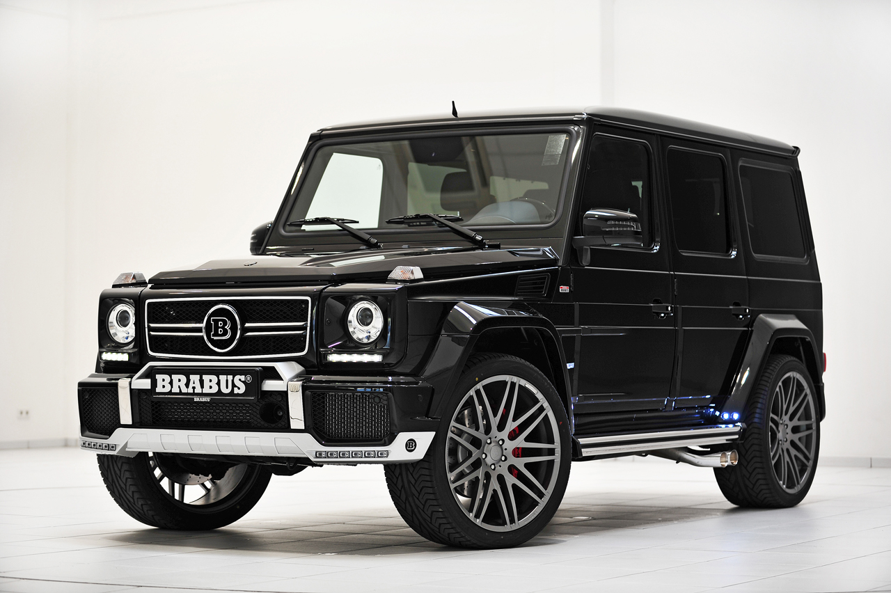 mercedes classe g b63 widestar by brabus foto 4 9. Black Bedroom Furniture Sets. Home Design Ideas