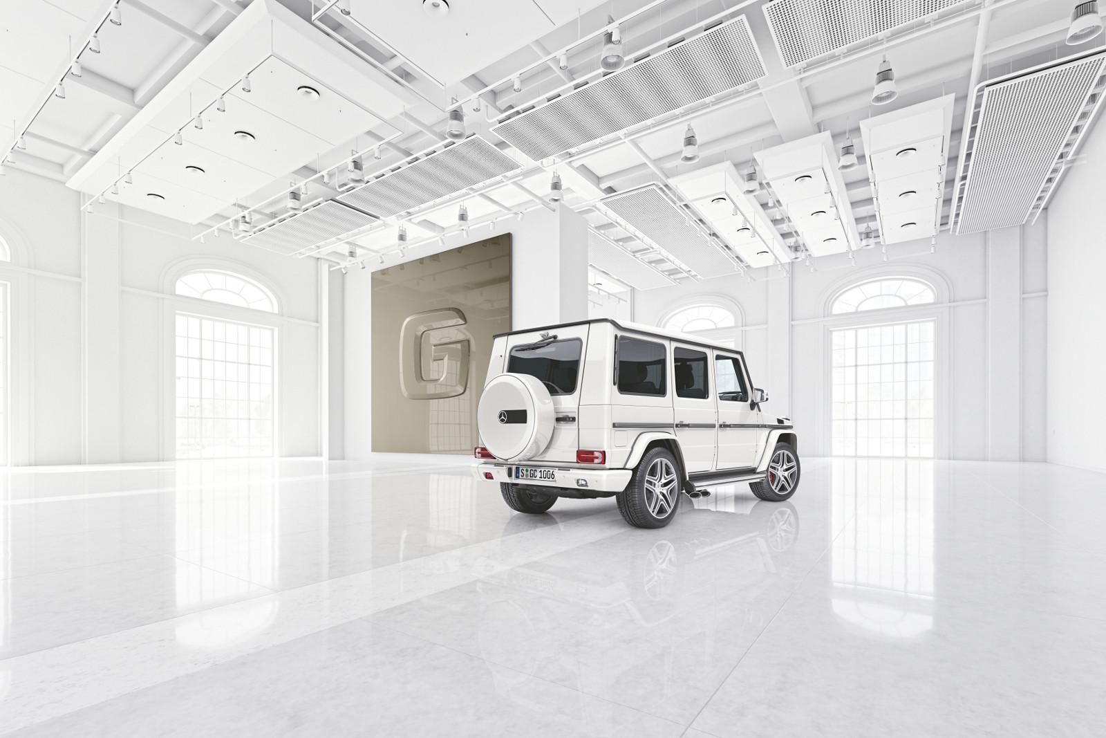 Mercedes Classe G Designo