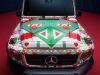 Mercedes Classe G e AMG GT R - addobbate per Natale