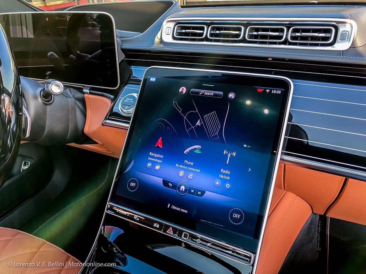 Mercedes Classe S 2020 - Prova su strada in anteprima
