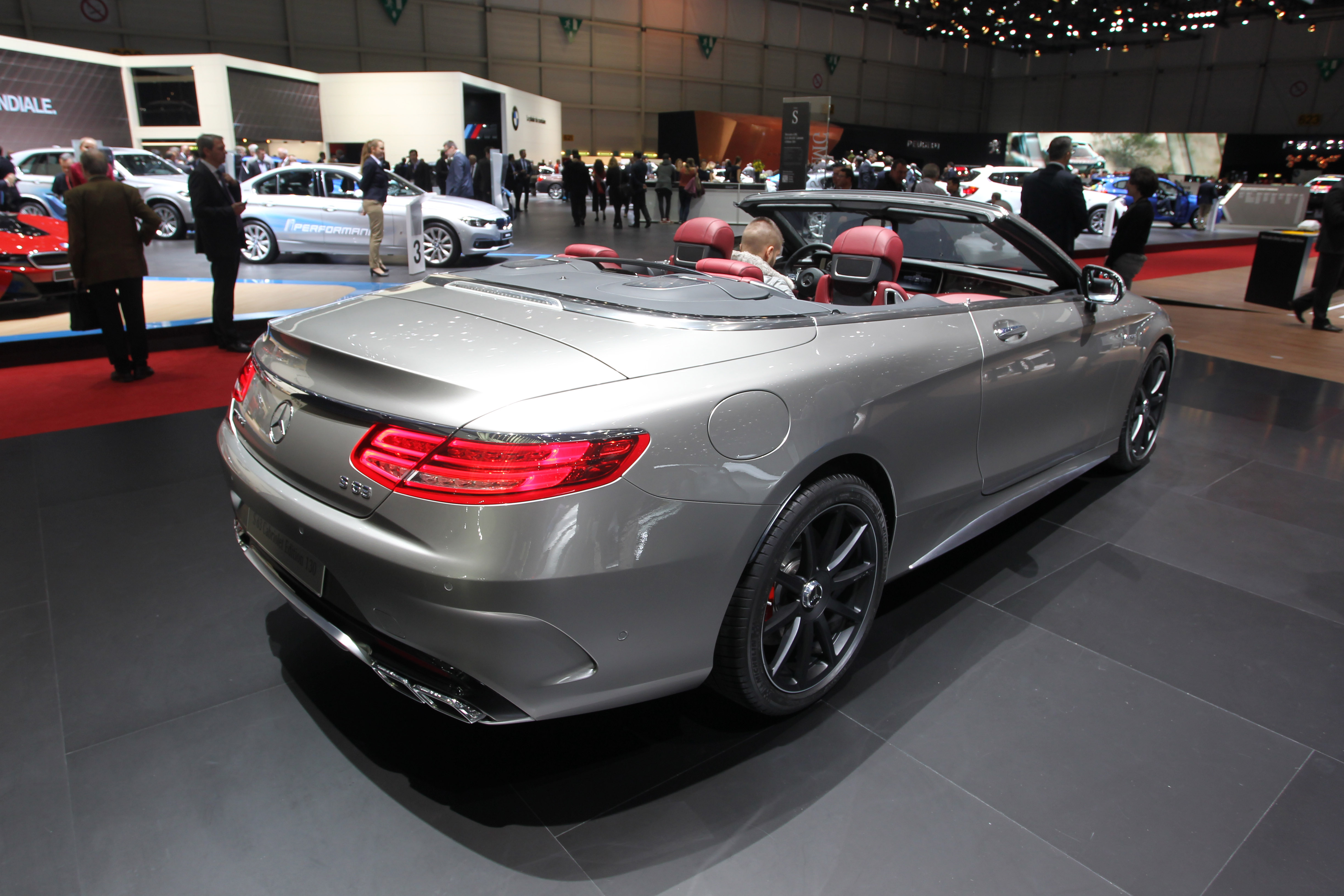 mercedes classe s amg 63 edition 130 salone di ginevra 2016 8 8. Black Bedroom Furniture Sets. Home Design Ideas