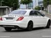 Mercedes Classe S foto spia 26 Settembre 2017
