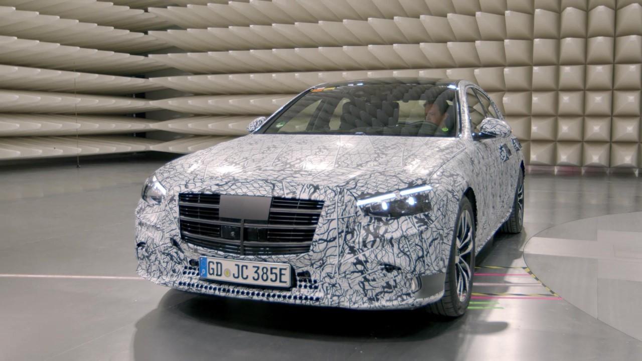 Mercedes Classe S - Meet the S-Class Episodio 1