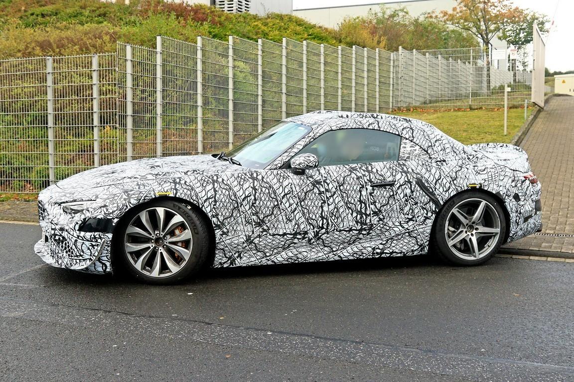 Mercedes Classe S - ottobre 2020