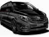 Mercedes Classe V Black Crystal by Larte Design
