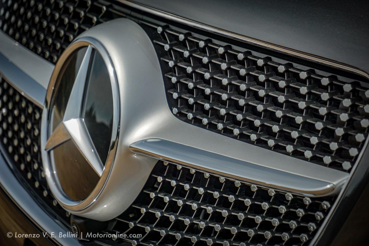 Mercedes Classe V MY 2019 - Test Drive in Anteprima