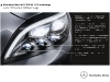 Mercedes CLS 2015 - Multibeam LED