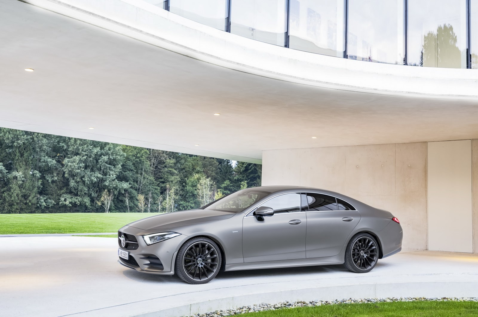 Mercedes CLS MY 2018