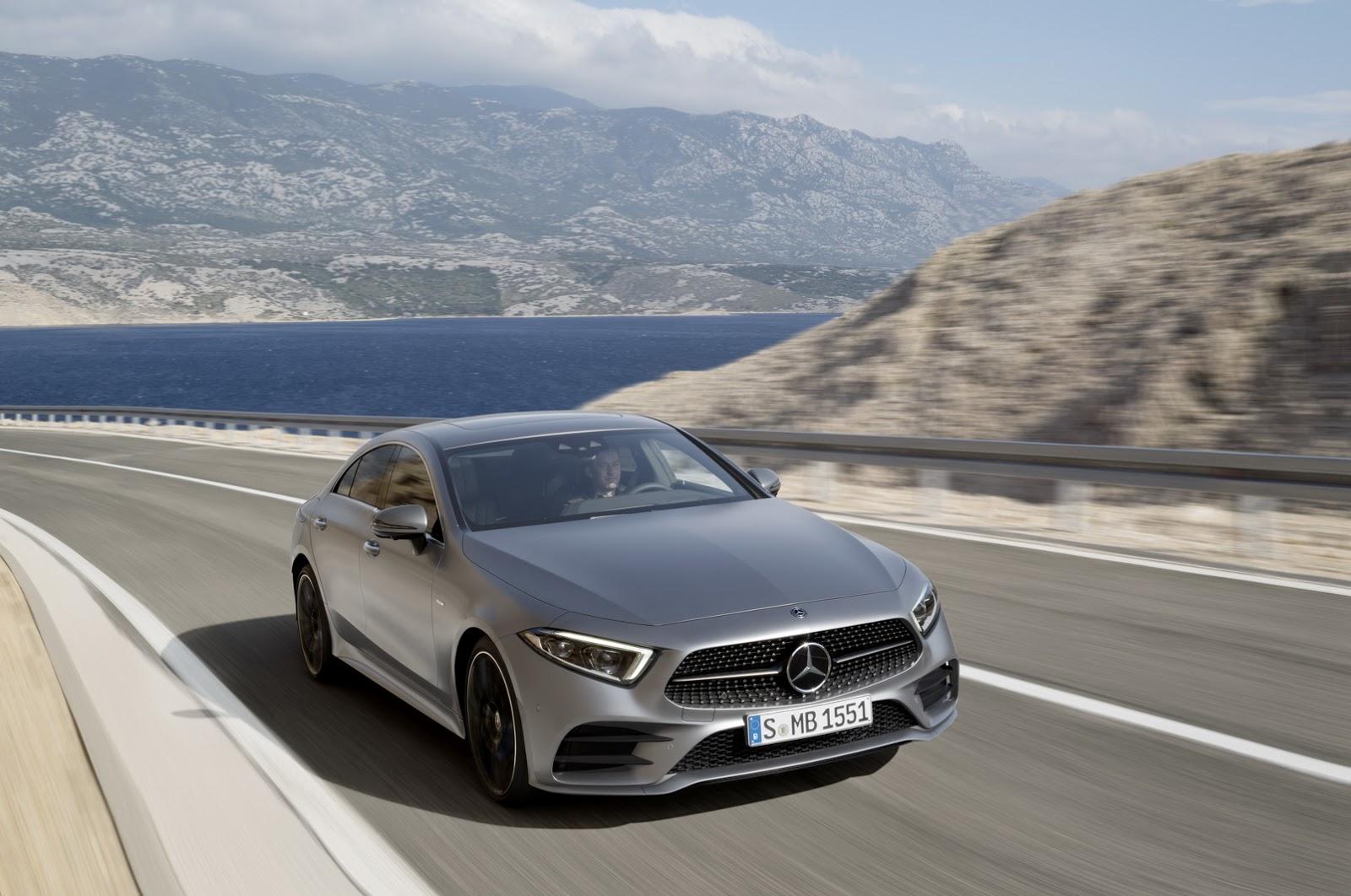 Mercedes CLS MY 2018