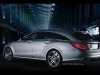 Mercedes CLS63 AMG Shooting Brake 2012