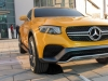 Mercedes Concept GLC Coupe - Evento Feed the Senses 27-05-2015
