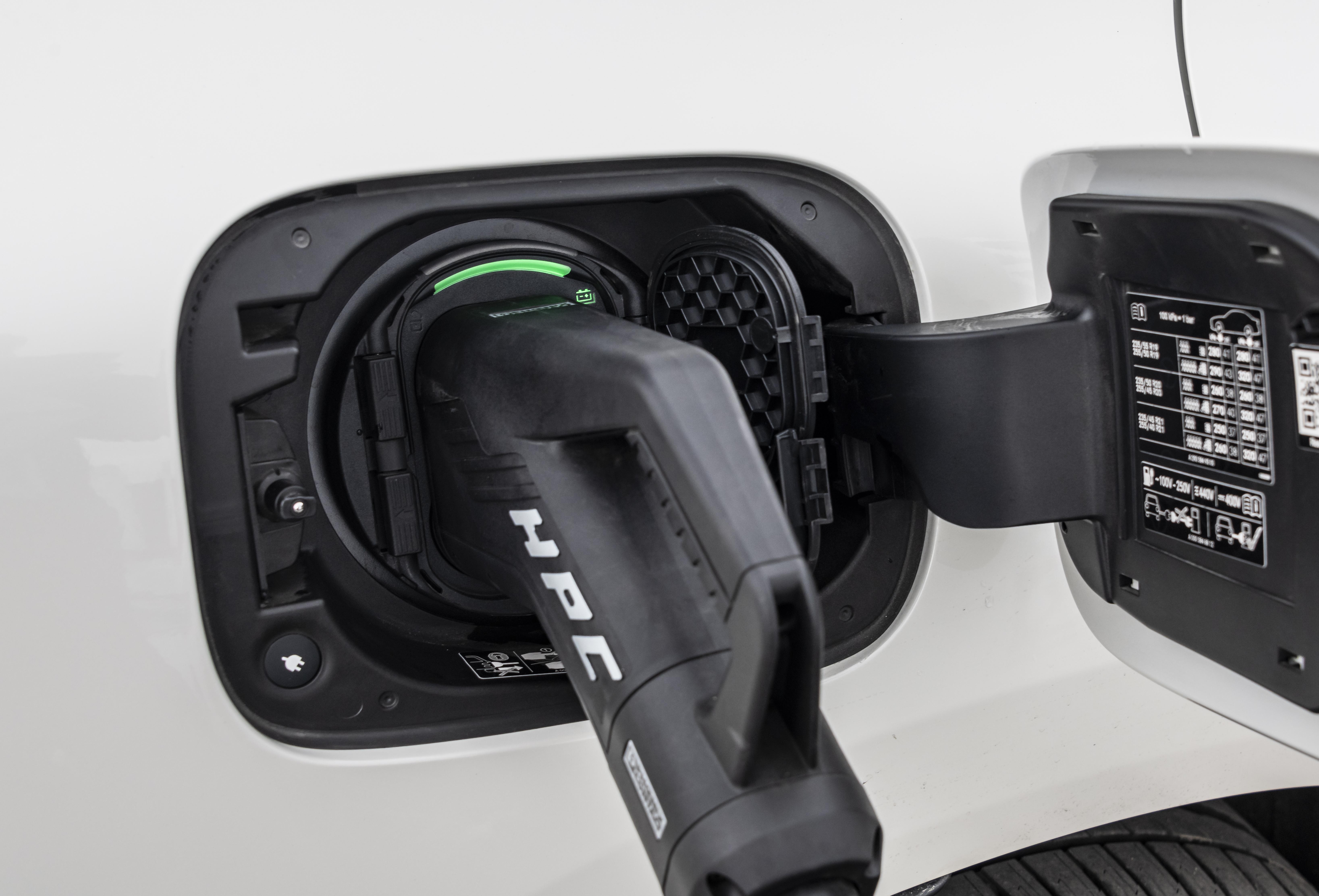 Mercedes EQC 2019 - Prova in Oslo