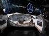 Mercedes F015 - Salone di Detroit 2015