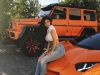 Mercedes G550 4x4 Kylie Jenner