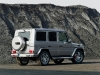 Mercedes G63 AMG - Foto ufficiali in movimento