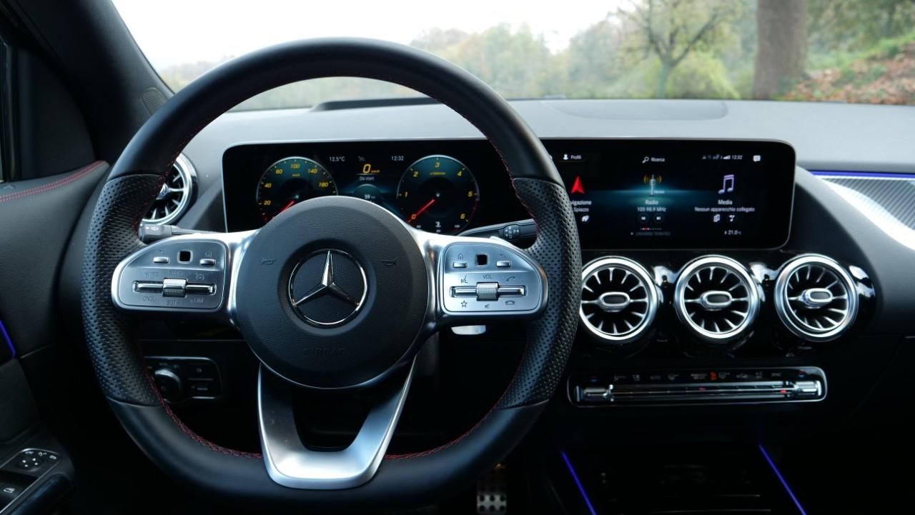 Mercedes GLA 200d - Prova dicembre 2020