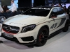 Mercedes GLA 45 AMG Concept - Salone di Los Angeles 2013