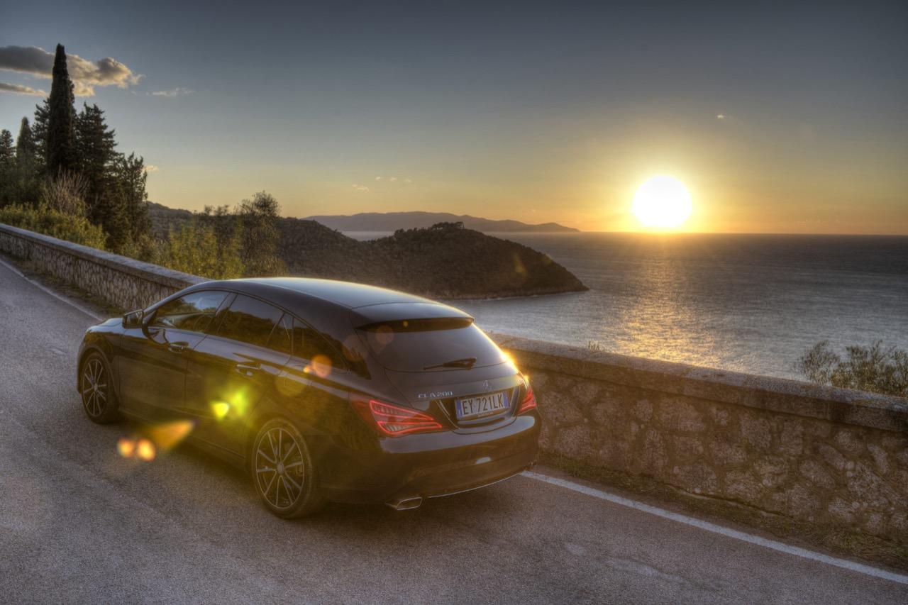 Mercedes GLA, CLA e Classe B - aggiornamenti per la gamma