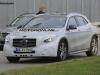 Mercedes GLA Facelift foto spia 17 ottobre 2016