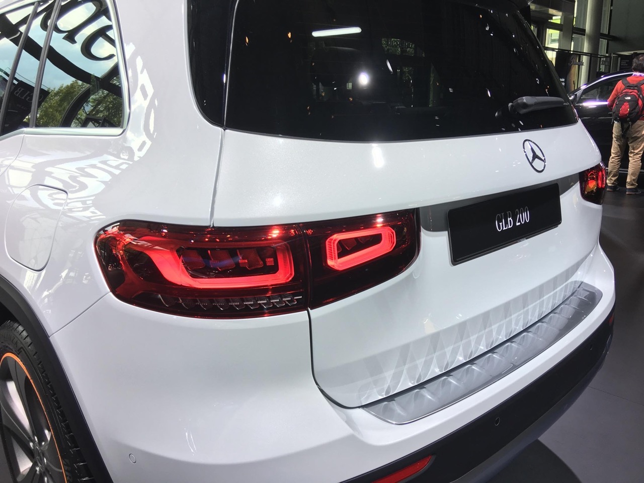Mercedes GLB - Salone di Francoforte 2019