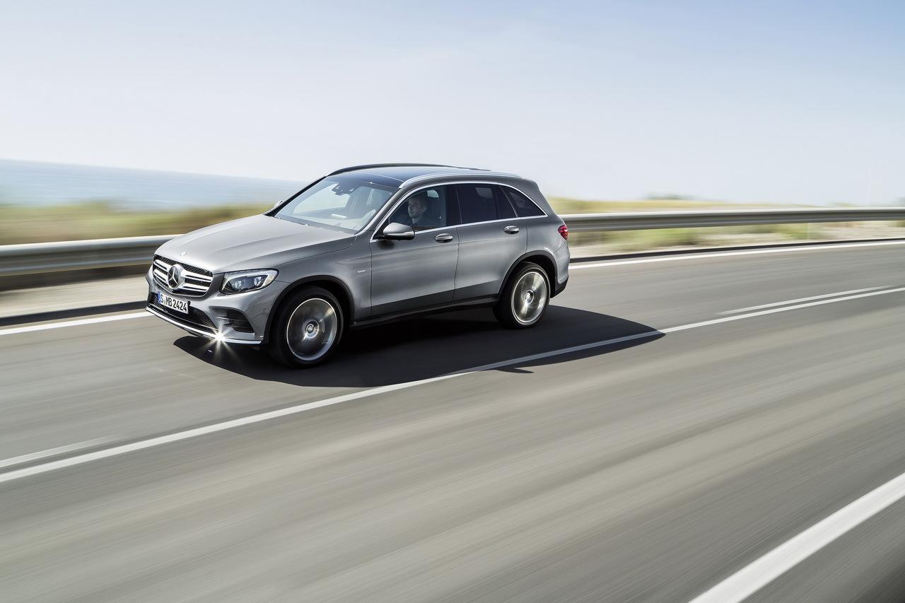 Mercedes GLC - Foto ufficiali - Foto 3 di 20