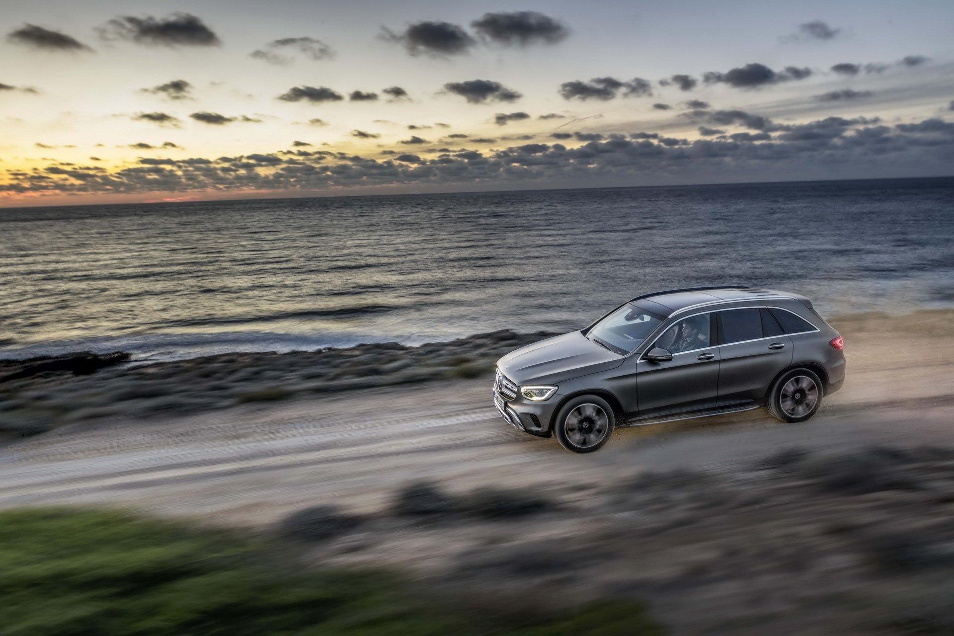 Mercedes GLC MY 2020