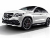 Mercedes GLE Coupé Night Package