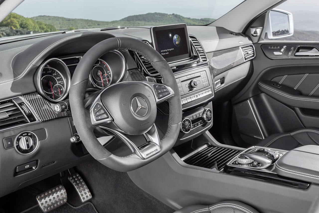 Mercedes GLE e GLE Coupe 8.5.2015