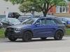 Mercedes GLE foto spia 26 giugno 2018