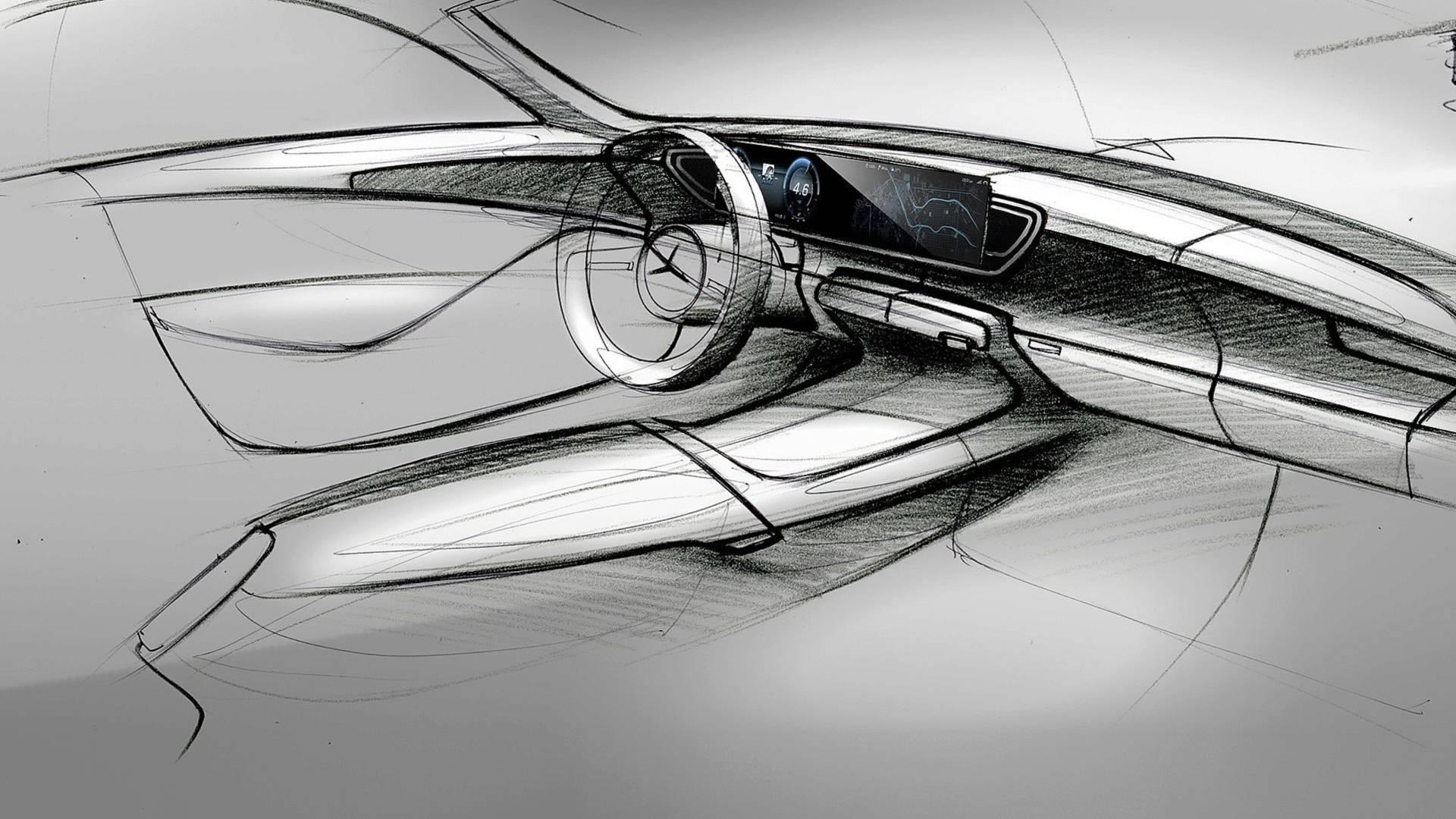 Mercedes GLE MY 2019 - Teaser